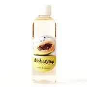 Shishasyrup - Jeges Papaya - 100 ml