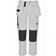 """Mascot 08131-010-06-90C43 """"Ronda"""" Craftsmen's Trousers, L90cm/C43, White"""
