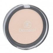 Dermacol Compact Powder 8 g kompaktný púder pre ženy 01