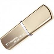 Флаш памет Transcend 16GB JETFLASH 820, USB 3.0, Gold - TS16GJF820G