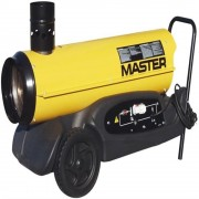 Incalzitor Pe Motorina Cu Ardere Indirecta, Master Bv 77E, 20 Kw, 36 L
