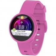 MyKronoz ZeRound3 Lite pametan sat ružičasta