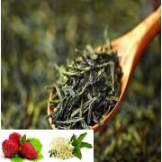 Ceai Verde cu Fructe de Padure