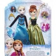 Frozen Elsa si Anna B6172 set papusi