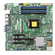 PŁYTA GŁÓWNA SERWEROWA SUPERMICRO MBD-X11SSL-F-B (LGA 1151 MICRO ATX)