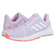 adidas CourtJam Bounce Signal CoralPurple TintTech Purple