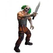 DC Collectibles Batman: Arkham City: Series 3 Clown Thug with Knife Action Figure, Multicolor