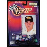 WinnerS Circle Dale Earnhardt Jr. Blue #31 SikkenS 1/64 Scale Stock Car Series Diecast And CollectorS Trading Card