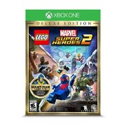 Warner Bros Games Marvel Superhereos 2 Deluxe Edition Xbox One