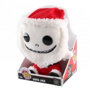 Nightmare Before Christmas plüss játék - Santa - FK10473