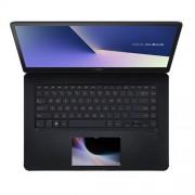 "ASUS Zenbook Pro UX580GD-E2006R Intel i7-8750HQ 15.6"" UHD Touch matný GTX1050/4GB 16GB 512GB SSD WL BT Cam W10PRO čierny"