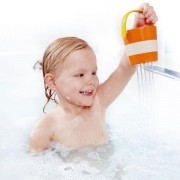 Jucarie Eco pentru baie Happy Buckets Set, Hape