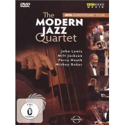 Video Delta The modern jazz quartet - 40th anniversary tour - DVD