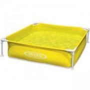 Мини сглобяем басейн - Жълт - INTEX, 757172