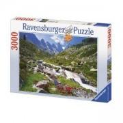 Пъзел Ravensburger 3000 елемента, Тирол Австрия, 705004