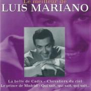 Luis Mariano - Le Meilleur (CD)