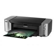 Canon PIXMA PRO-100S - Printer - kleur - inktjet - A3 Plus, 360 x 430 mm tot 1.5 min/pagina (kleur) -capaciteit: 150 vellen - USB 2.0, LAN, Wi-Fi(n)