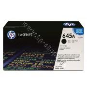 Тонер HP 645A за 5500/5550, Black (13K), p/n C9730A - Оригинален HP консуматив - тонер касета