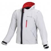Macna Refuge Chaqueta Textíl Blanco L