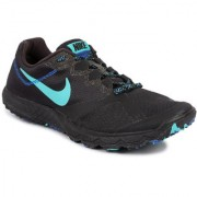 Nike Men's Air Zoom Wild Horse 2 Black Sports Shoes