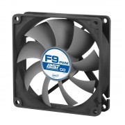 ARCTIC F9 PWM PST CO - PWM PST Case Fan for Continuous Operation