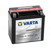 Varta Batteri YTX14-BS - 12Ah