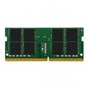 Kingston SODIMM DDR4 2400MHz, CL17, 8GB KVR24S17S8/8
