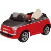 Vehicul copii Peg Perego Fiat 500 Red Grey