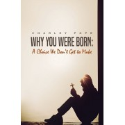 Why You Were Born: A Choice We Don't Get To Make, Paperback/Charley Pope