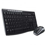 Logitech MK260R Keyboard + Mouse Combo