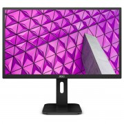 "AOC 27P1 - Monitor LED - 27"" - 1920 x 1080 Full HD (1080p) - IPS - 250 cd/m² - 1000:1 - 5 ms - HDMI, DVI, DisplayPort, VGA - al"