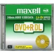 DVD+R Dual Layer, 8.5Gb, 1 бр. jewel case - ML-DDVD+R-DL-1PK