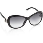Rockford Over-sized Sunglasses(Grey)
