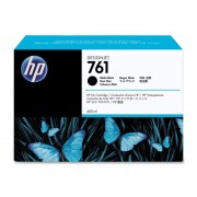 HP 761 400-ml Matte Black Designjet Ink Cartridge (CM991A)