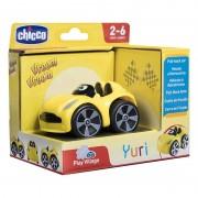 Chicco Coche Turbo Touch Yuri Amarillo 2-6 Años.