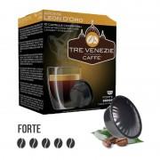 Caffè Tre Venezie 16 Capsule Leon D'Oro Compatibili Lavazza A Modo Mio