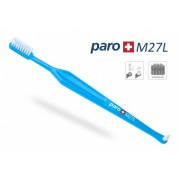 Periuta de dinti Paro M27L Medium cu cap pentru interspatii #738