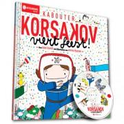 Kabouter Korsakov: Kabouter Korsakov viert feest - Koen Brandt