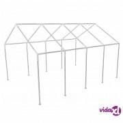 vidaXL Šator čelični okvir za fešte 8 x 4 m