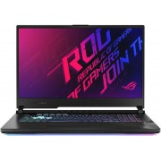 "Laptop Gaming Asus ROG Strix G712LWS-EV003T (Procesor Intel® Core™ i7-10750H (12M Cache, up to 5.00 GHz), Comet Lake, 17.3"" FHD, 8GB, 1TB SSD, nVidia GeForce RTX 2070 SUPER @8GB, Win10 Home, Negru) + Bundle Nvidia RTX Death Stranding"