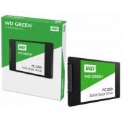 SSD 240 GB Western Digital Green WDS240G2G0A, SATA III 6 Gb/s, read up to 540 MB/s