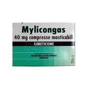 Johnson & Johnson Mylicongas 50 Compresse Masticabili