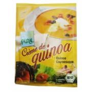 Supa bio cu quinoa si legume, plic