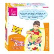 Playmate My Shape Sorter Basket