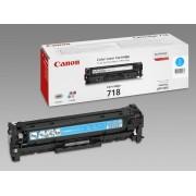 CANON CRG 718C, Toner Cartridge, Cyan (CR2661B002AA)