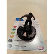 Marvel Heroclix Iron Man 3 Extremis Brute gravity feed