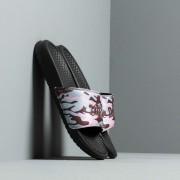 Nike Wmns Benassi Jdi Txt Se Plum Chalk/ Plum Eclipse-Obsidian Mist