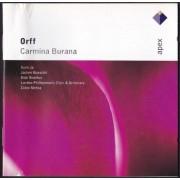 ZUBIN MEHTA - Orff Carmina Burana (CD)