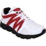 WSL Rocks Pro Performance Running Shoes For Men(White, Red)