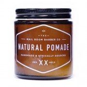 The Mailroom Barber Co Natural Pomade Medium Hold 3.5 oz Grooming